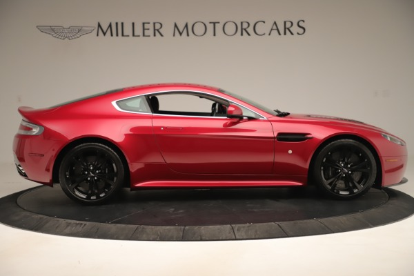 Used 2011 Aston Martin V12 Vantage Coupe for sale Sold at Alfa Romeo of Westport in Westport CT 06880 11