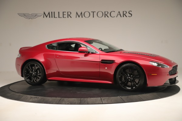 Used 2011 Aston Martin V12 Vantage Coupe for sale Sold at Alfa Romeo of Westport in Westport CT 06880 12