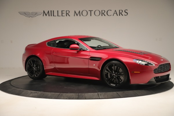 Used 2011 Aston Martin V12 Vantage Coupe for sale Sold at Alfa Romeo of Westport in Westport CT 06880 13