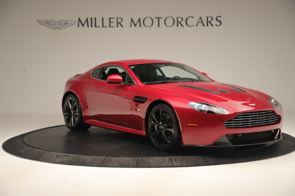 Used 2011 Aston Martin V12 Vantage Coupe for sale Sold at Alfa Romeo of Westport in Westport CT 06880 14