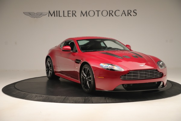 Used 2011 Aston Martin V12 Vantage Coupe for sale Sold at Alfa Romeo of Westport in Westport CT 06880 15