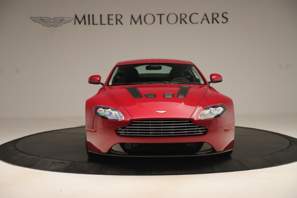 Used 2011 Aston Martin V12 Vantage Coupe for sale Sold at Alfa Romeo of Westport in Westport CT 06880 16