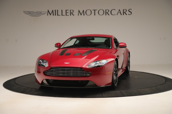 Used 2011 Aston Martin V12 Vantage Coupe for sale Sold at Alfa Romeo of Westport in Westport CT 06880 2