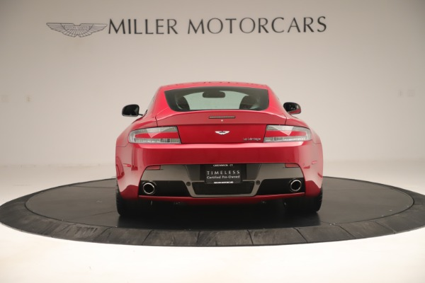 Used 2011 Aston Martin V12 Vantage Coupe for sale Sold at Alfa Romeo of Westport in Westport CT 06880 8