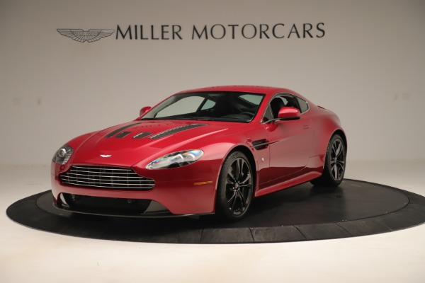 Used 2011 Aston Martin V12 Vantage Coupe for sale Sold at Alfa Romeo of Westport in Westport CT 06880 1