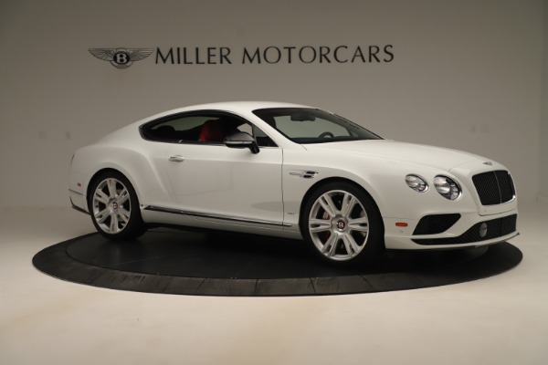 Used 2016 Bentley Continental GT V8 S for sale Sold at Alfa Romeo of Westport in Westport CT 06880 10