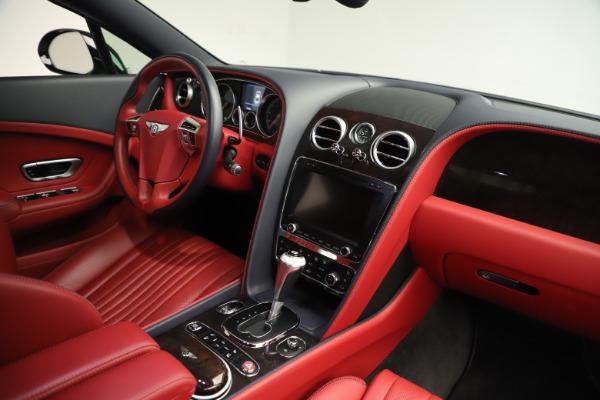 Used 2016 Bentley Continental GT V8 S for sale Sold at Alfa Romeo of Westport in Westport CT 06880 28