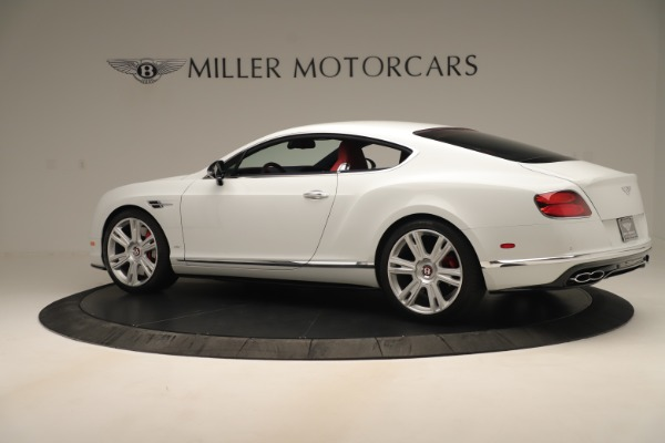 Used 2016 Bentley Continental GT V8 S for sale Sold at Alfa Romeo of Westport in Westport CT 06880 4