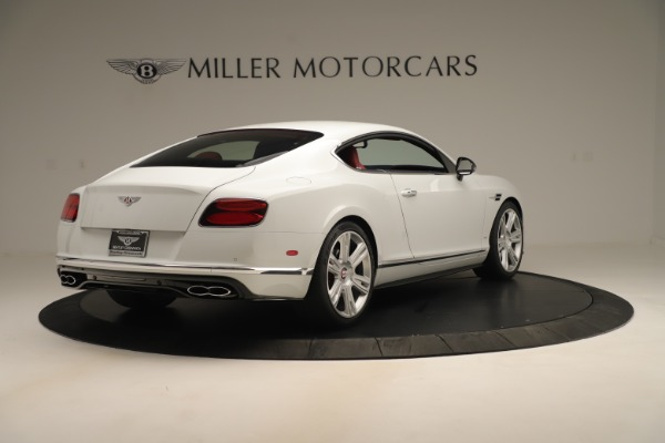 Used 2016 Bentley Continental GT V8 S for sale Sold at Alfa Romeo of Westport in Westport CT 06880 7