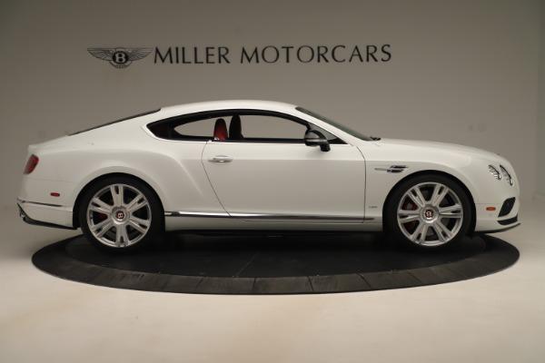Used 2016 Bentley Continental GT V8 S for sale Sold at Alfa Romeo of Westport in Westport CT 06880 9