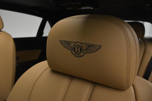 Used 2016 Bentley Flying Spur V8 for sale Sold at Alfa Romeo of Westport in Westport CT 06880 22