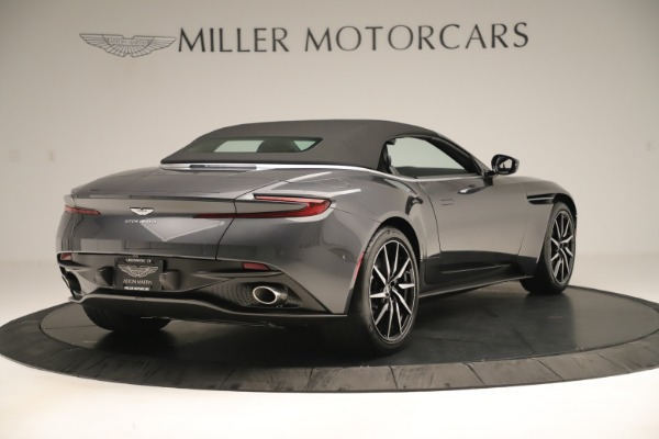 New 2019 Aston Martin DB11 V8 for sale Sold at Alfa Romeo of Westport in Westport CT 06880 20