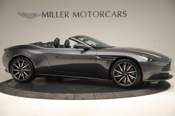 New 2019 Aston Martin DB11 V8 for sale Sold at Alfa Romeo of Westport in Westport CT 06880 5