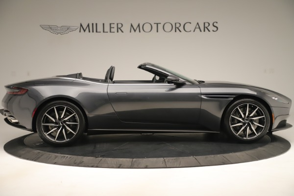 New 2019 Aston Martin DB11 V8 for sale Sold at Alfa Romeo of Westport in Westport CT 06880 6