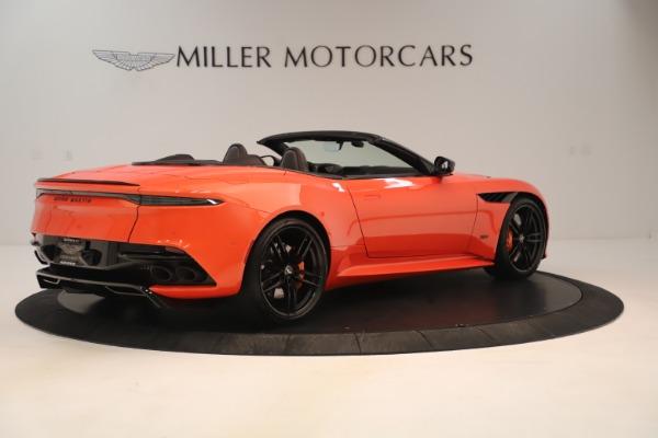 New 2020 Aston Martin DBS Superleggera for sale Call for price at Alfa Romeo of Westport in Westport CT 06880 12