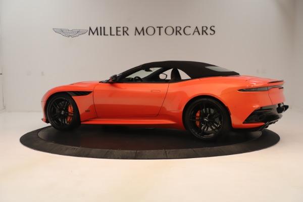 New 2020 Aston Martin DBS Superleggera for sale Call for price at Alfa Romeo of Westport in Westport CT 06880 23