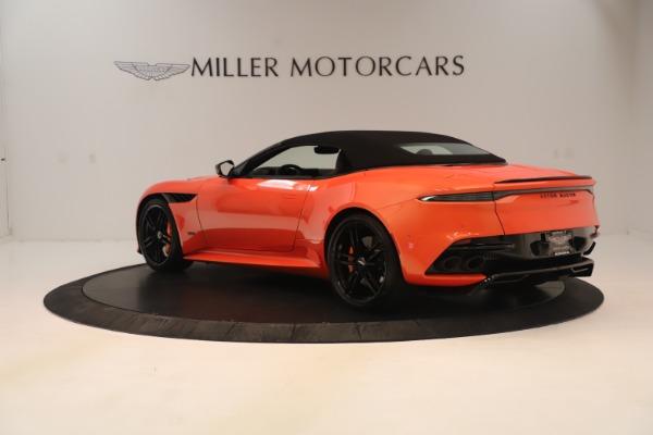 New 2020 Aston Martin DBS Superleggera for sale Call for price at Alfa Romeo of Westport in Westport CT 06880 24