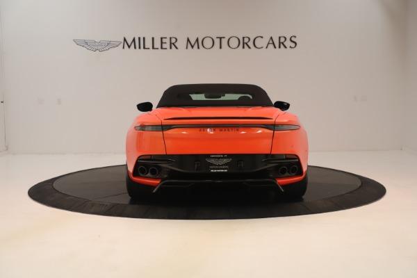 New 2020 Aston Martin DBS Superleggera for sale Call for price at Alfa Romeo of Westport in Westport CT 06880 25