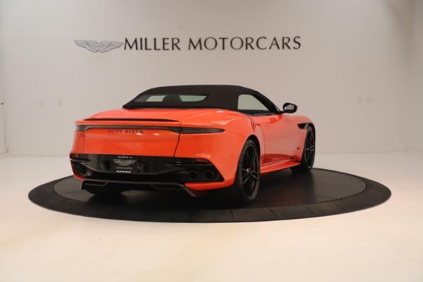 New 2020 Aston Martin DBS Superleggera for sale Call for price at Alfa Romeo of Westport in Westport CT 06880 26