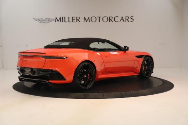 New 2020 Aston Martin DBS Superleggera for sale Call for price at Alfa Romeo of Westport in Westport CT 06880 27