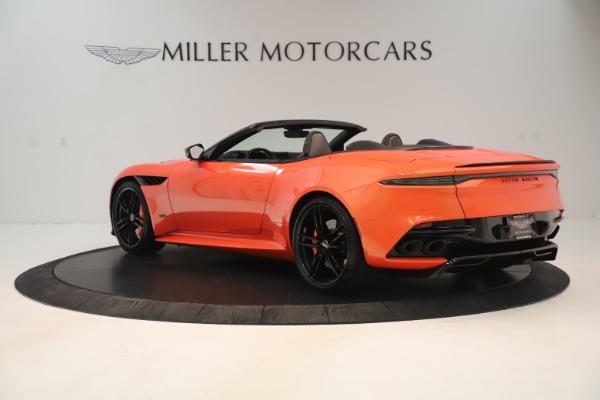New 2020 Aston Martin DBS Superleggera for sale Call for price at Alfa Romeo of Westport in Westport CT 06880 9