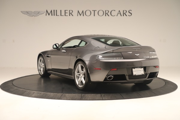 Used 2016 Aston Martin V8 Vantage GTS for sale Sold at Alfa Romeo of Westport in Westport CT 06880 4