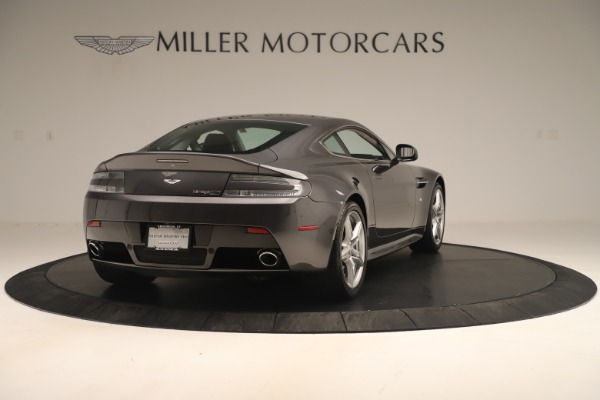 Used 2016 Aston Martin V8 Vantage GTS for sale Sold at Alfa Romeo of Westport in Westport CT 06880 6