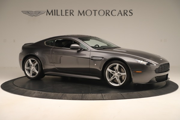 Used 2016 Aston Martin V8 Vantage GTS for sale Sold at Alfa Romeo of Westport in Westport CT 06880 9