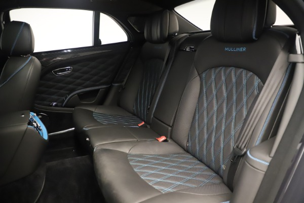 Used 2018 Bentley Mulsanne Speed Design Series for sale Sold at Alfa Romeo of Westport in Westport CT 06880 25