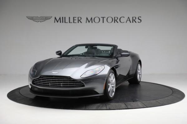 Used 2020 Aston Martin DB11 V8 for sale Sold at Alfa Romeo of Westport in Westport CT 06880 12