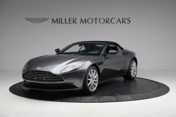 Used 2020 Aston Martin DB11 V8 for sale Sold at Alfa Romeo of Westport in Westport CT 06880 13