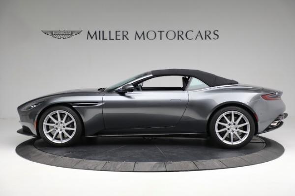 Used 2020 Aston Martin DB11 V8 for sale Sold at Alfa Romeo of Westport in Westport CT 06880 14