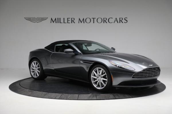 Used 2020 Aston Martin DB11 V8 for sale Sold at Alfa Romeo of Westport in Westport CT 06880 18