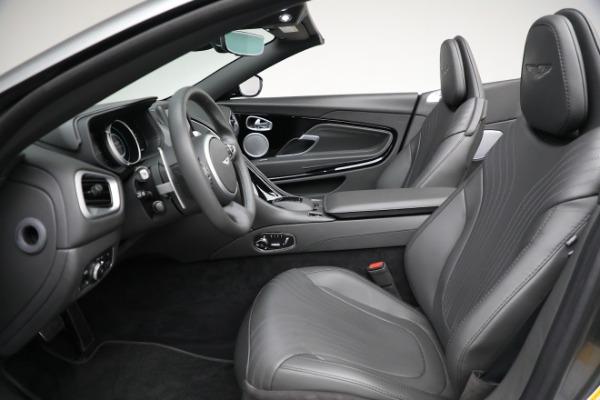 Used 2020 Aston Martin DB11 V8 for sale Sold at Alfa Romeo of Westport in Westport CT 06880 20