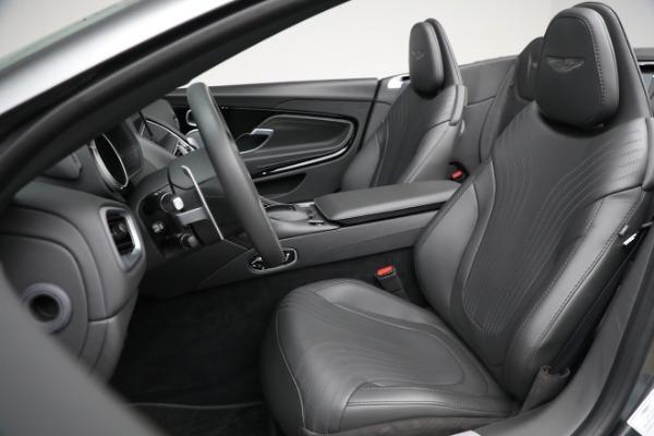 Used 2020 Aston Martin DB11 V8 for sale Sold at Alfa Romeo of Westport in Westport CT 06880 21