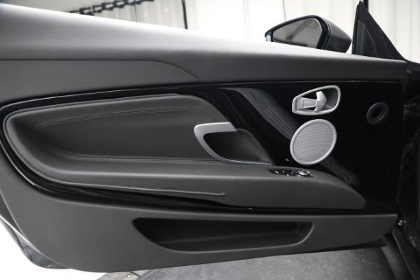 Used 2020 Aston Martin DB11 V8 for sale Sold at Alfa Romeo of Westport in Westport CT 06880 22