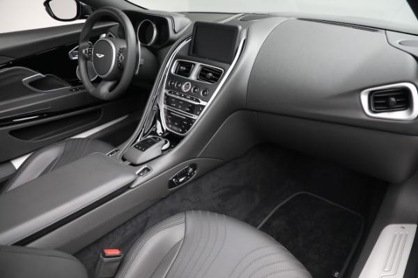 Used 2020 Aston Martin DB11 V8 for sale Sold at Alfa Romeo of Westport in Westport CT 06880 25