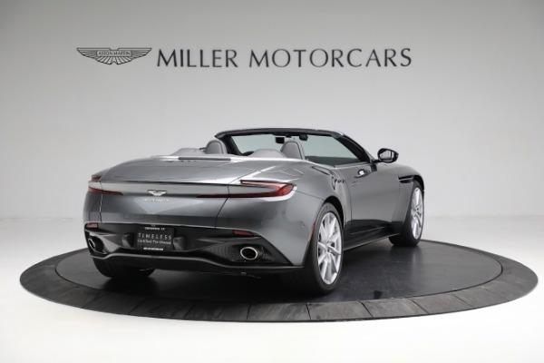 Used 2020 Aston Martin DB11 V8 for sale Sold at Alfa Romeo of Westport in Westport CT 06880 6