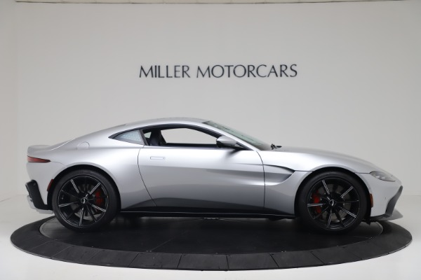 New 2020 Aston Martin Vantage Coupe for sale $207,072 at Alfa Romeo of Westport in Westport CT 06880 10
