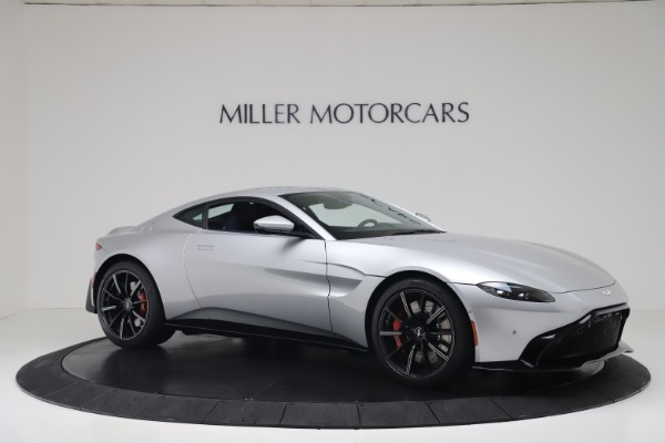 New 2020 Aston Martin Vantage Coupe for sale $207,072 at Alfa Romeo of Westport in Westport CT 06880 11