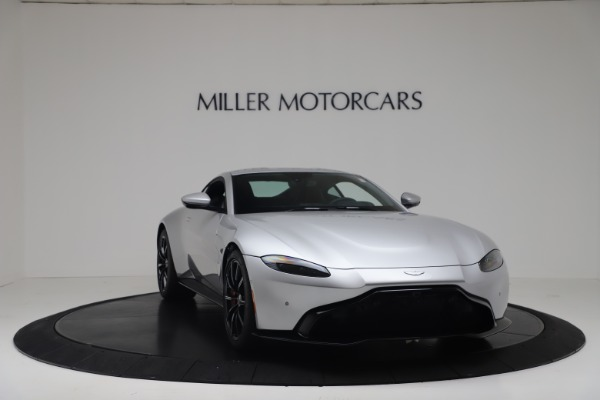 New 2020 Aston Martin Vantage Coupe for sale $207,072 at Alfa Romeo of Westport in Westport CT 06880 12