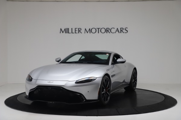 New 2020 Aston Martin Vantage Coupe for sale $207,072 at Alfa Romeo of Westport in Westport CT 06880 3