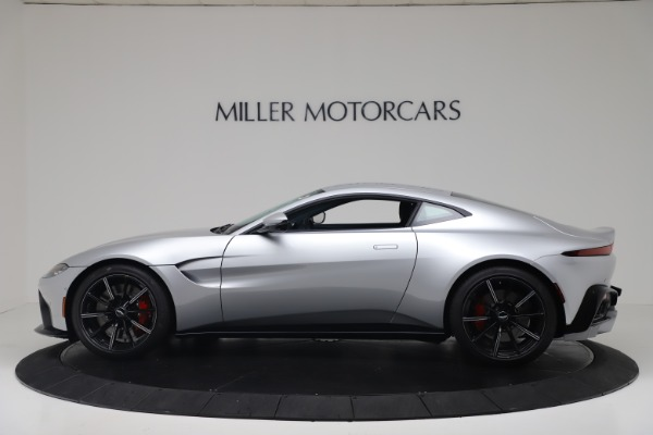 New 2020 Aston Martin Vantage Coupe for sale $207,072 at Alfa Romeo of Westport in Westport CT 06880 4