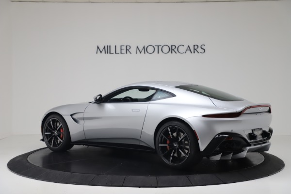 New 2020 Aston Martin Vantage Coupe for sale $207,072 at Alfa Romeo of Westport in Westport CT 06880 5