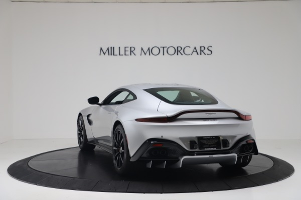 New 2020 Aston Martin Vantage Coupe for sale $207,072 at Alfa Romeo of Westport in Westport CT 06880 6