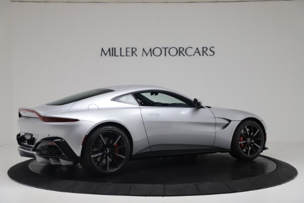 New 2020 Aston Martin Vantage Coupe for sale $207,072 at Alfa Romeo of Westport in Westport CT 06880 9