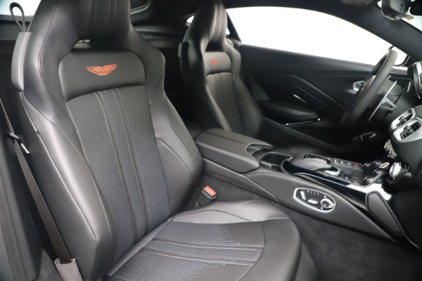 New 2020 Aston Martin Vantage Coupe for sale Sold at Alfa Romeo of Westport in Westport CT 06880 19