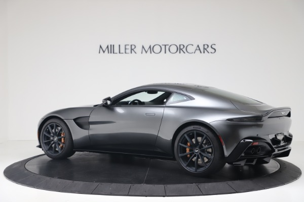New 2020 Aston Martin Vantage Coupe for sale Sold at Alfa Romeo of Westport in Westport CT 06880 5
