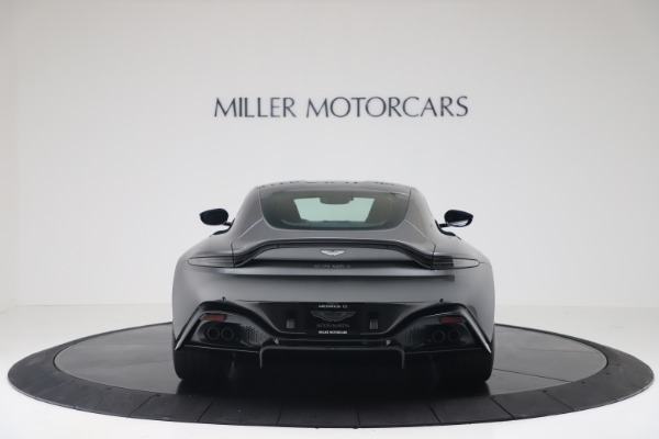 New 2020 Aston Martin Vantage Coupe for sale Sold at Alfa Romeo of Westport in Westport CT 06880 7