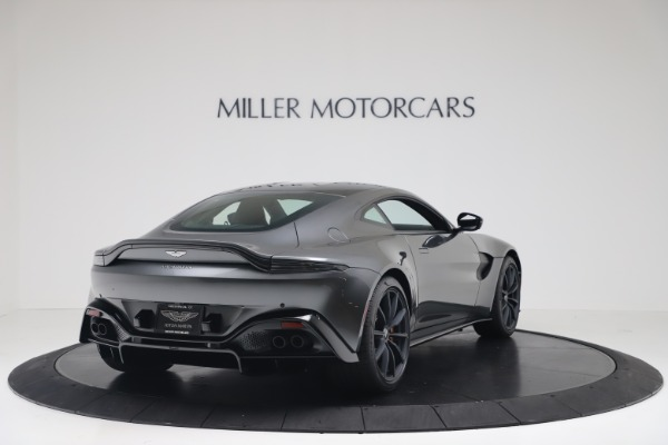 New 2020 Aston Martin Vantage Coupe for sale Sold at Alfa Romeo of Westport in Westport CT 06880 8